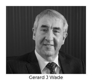 Gerard J Wade